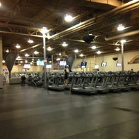 Photo taken at 24 Hour Fitness by Ivy J. on 6/2/2013