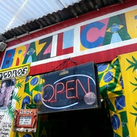 Photo taken at Brazil Fresh Squeeze Cafe by Rachel L. on 5/24/2013