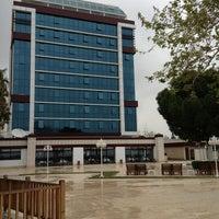 Photo taken at Antalya Hotel by Ercan Ö. on 4/3/2013