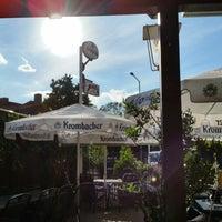 Photo taken at Restaurant Nanis by Dirk Eickmeier on 6/23/2014