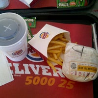 Photo taken at Burger King by Laurentia K. on 4/21/2013