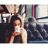 Photo taken at The Bad Waitress Diner & Coffee Shop by Ari W. on 10/20/2013