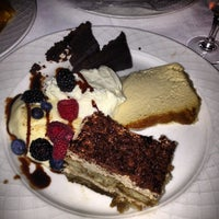 Photo taken at Il Mulino New York by Zeb D. on 6/6/2012