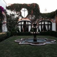 Photo taken at Posada Del Virrey by Eduardo on 10/7/2013