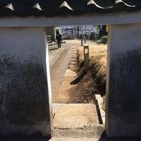 Photo taken at 勝広寺 by souchichi on 3/22/2014