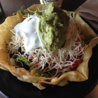Photo taken at Qdoba Mexican Grill by Emily Y. on 4/21/2013