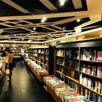 Photo taken at Books Kinokuniya by Christian on 4/28/2016