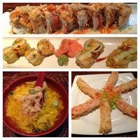 Photo taken at Koi Sushi by Kaelah C. on 2/12/2013