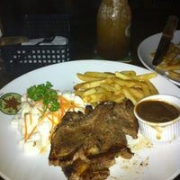 Photo taken at Star Village Museum Steak House by ıм Y. on 3/10/2013