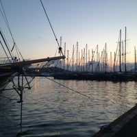 Photo taken at Milta Bodrum Marina by Tuba K. on 6/13/2013