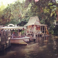 Photo taken at Jungle Cruise by Jeff W. on 11/11/2012