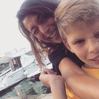 Photo taken at Marina Di Cala Galera by Beatrice S. on 8/13/2015