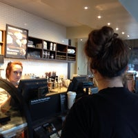 Photo taken at Starbucks by Kimberly A. on 10/16/2013
