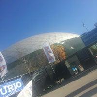 Photo taken at Movistar Arena by Sofi O. on 6/1/2013