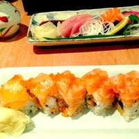 Photo taken at Miyabi Sushi by Cassius X. on 2/24/2013