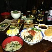 Photo taken at Honda-Ya Japanese Restaurant by Max M. on 5/19/2013