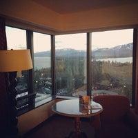 Photo taken at Harrah's Lake Tahoe Resort & Casino by Sy O. on 5/19/2013