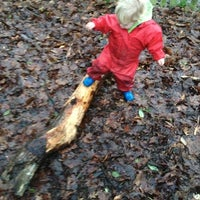 Photo taken at Sexby Garden by simon f. on 12/25/2012