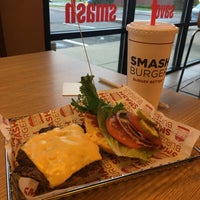 Photo taken at Smashburger by Natasha N. on 5/29/2016