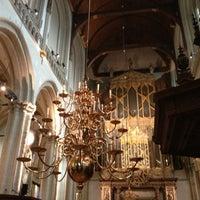 Photo taken at De Nieuwe Kerk by Stijn L. on 3/9/2013