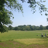 Photo taken at Greenwich Park by Claris C. on 6/6/2013