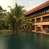 Photo taken at Khaolak Mohin Tara Hotel Phang Nga by Mongying P. on 3/1/2016