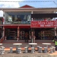Photo taken at Mira Cake House by Ash H. on 5/17/2014