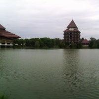 Photo taken at Universitas Indonesia by Syuman A. on 6/6/2013