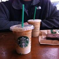 Photo taken at Starbucks by Tina L. on 3/15/2013