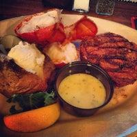 Photo taken at Joseph's Fireside Steakhouse by Jason S. on 9/24/2013