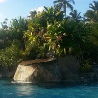 Photo taken at Hotel Vila Galé Eco Resort do Cabo by Fabio B. on 3/17/2013