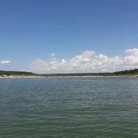 Photo taken at Lake Georgetown by Johan B. on 8/10/2014