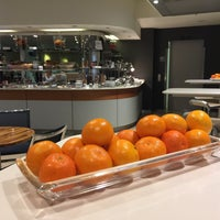 Photo taken at Lufthansa Welcome Lounge (Arrival Lounge) by Andreas S. on 11/20/2016