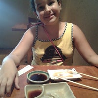 Photo taken at Sushi Island by Kenneth C. on 7/19/2013
