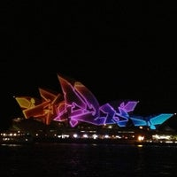 Photo taken at Sydney Opera House by Mixkii Y. on 5/31/2013
