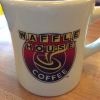 Photo taken at Waffle House by CanceledAccount P. on 2/21/2014