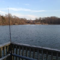 Photo taken at Historic Smithville Park by Sean B. on 4/8/2013
