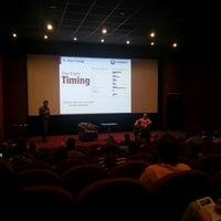Photo taken at Kino Atlas by Ondra U. on 4/18/2013