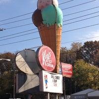 Photo taken at Kay's Ice Cream by Katie M. on 11/3/2012