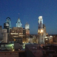 Photo taken at Loews Philadelphia Hotel by Jon A. on 5/14/2013