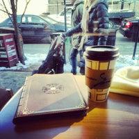 Photo taken at Caribou Coffee by Jimbo D. on 2/9/2013