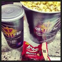 Photo taken at Wehrenberg Ronnies 20 Cine by Jeff K. on 6/30/2013