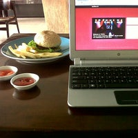 Photo taken at Parsley Bakery & Cake Shop by Ratu R. on 1/14/2014