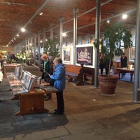 Photo taken at Salts Mill by Steve J. on 10/13/2013