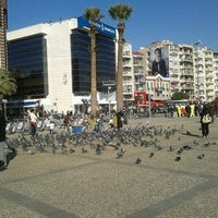 Photo taken at Karşıyaka by Özer Tuğrul T. on 2/3/2013