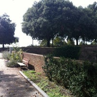 Photo taken at Fortezza Medicea by Ceyhun K. on 10/1/2012