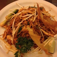 Photo taken at Sabai Sabai Thai Cuisine by Hannah G. on 2/10/2013