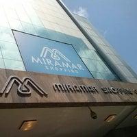 Photo taken at Miramar Shopping by Marcia M on 9/28/2013