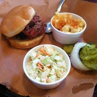 Photo taken at Cox Bros BBQ by Jessi P. on 7/3/2013