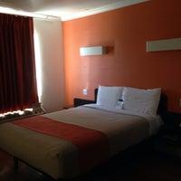 Photo taken at Motel 6 by Jessi P. on 5/28/2014